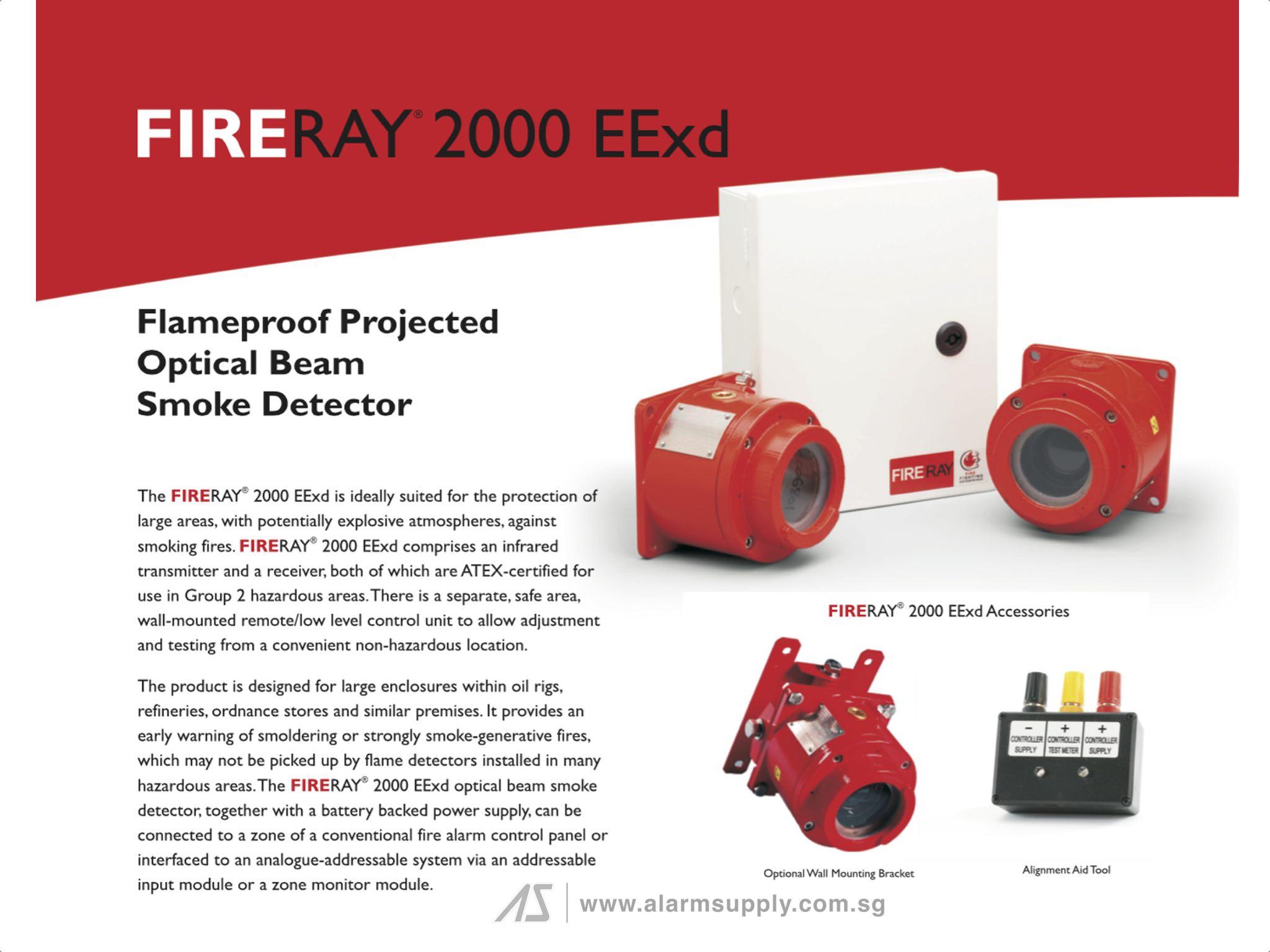 FFE-FireRay2000EExd