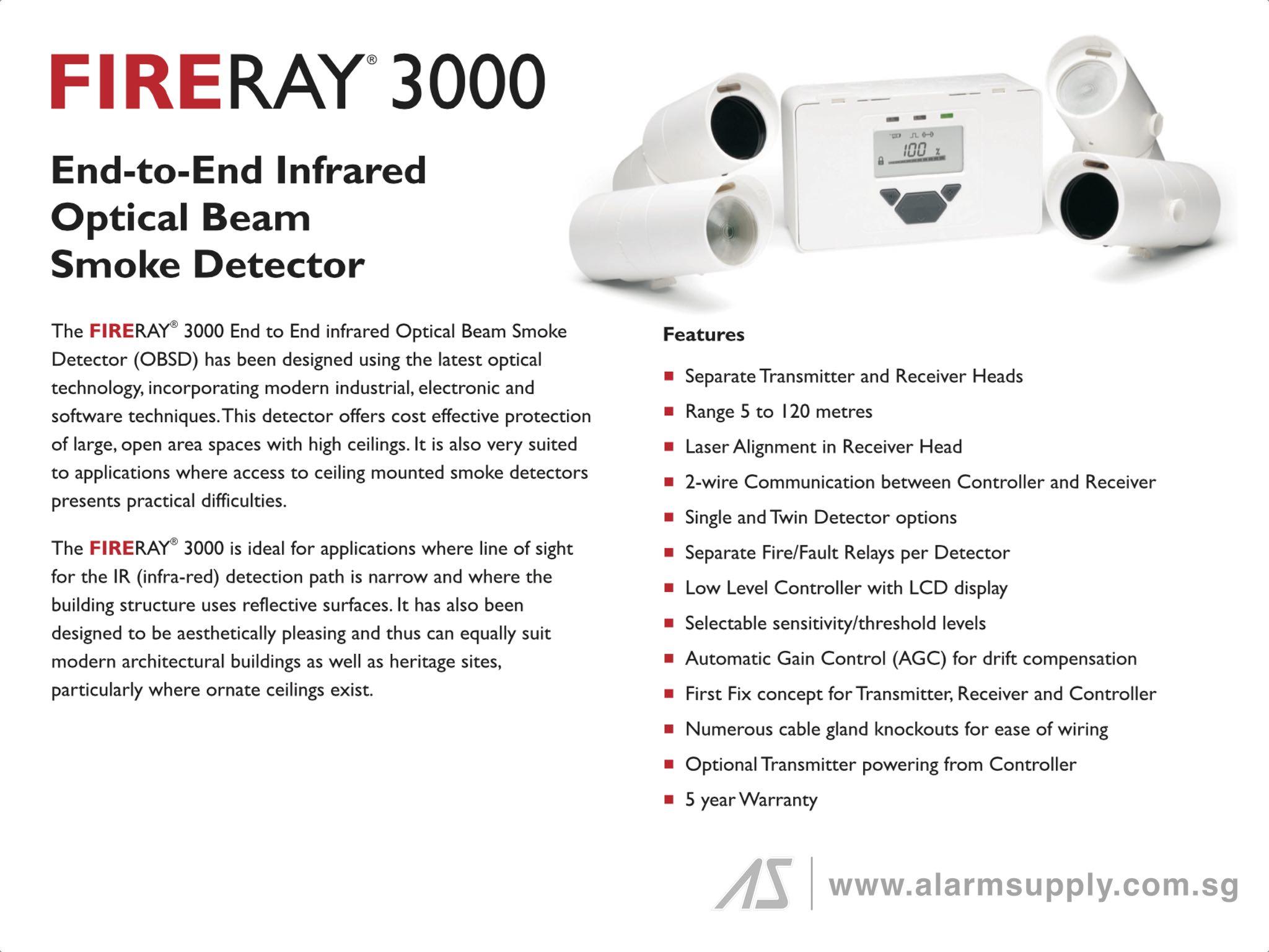 FFE-FireRay3000