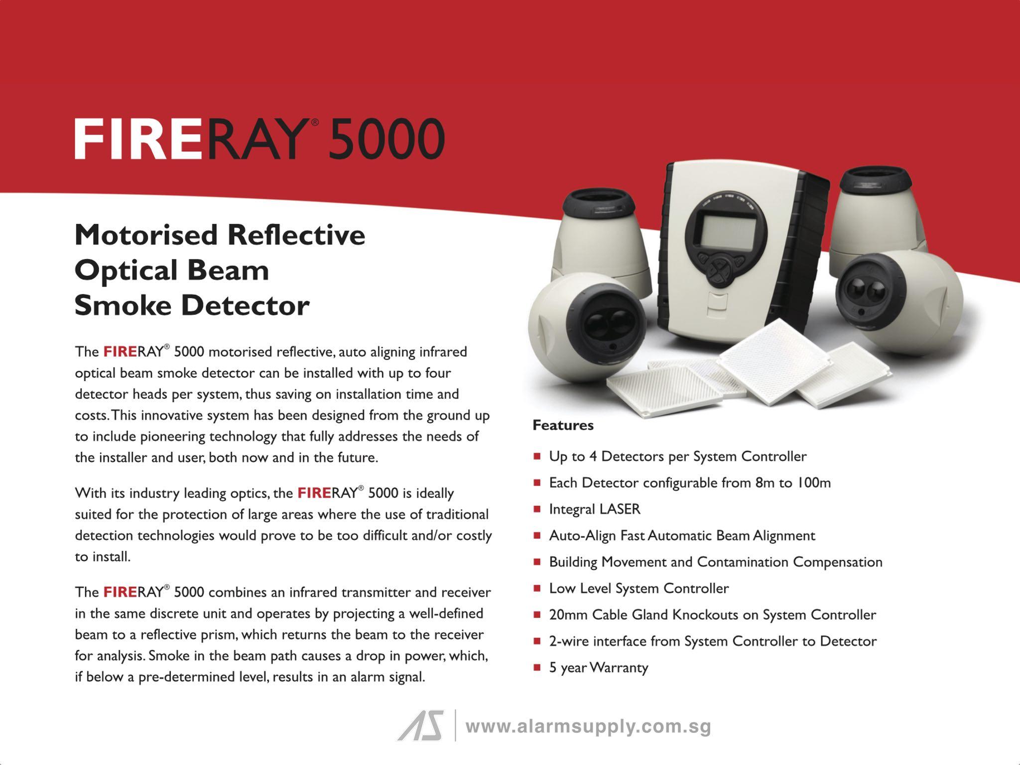 FFE-FireRay5000