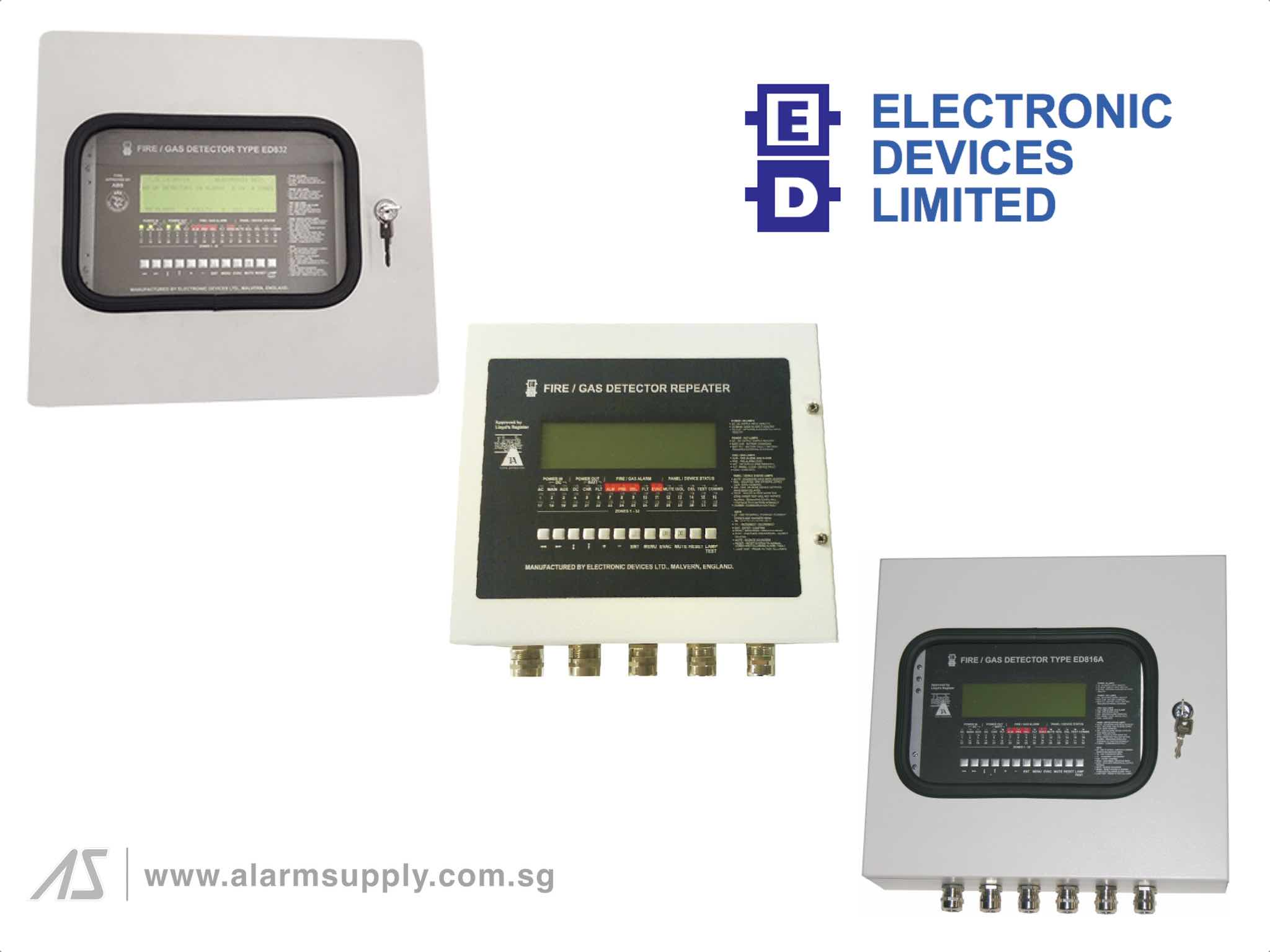 EDL-detector