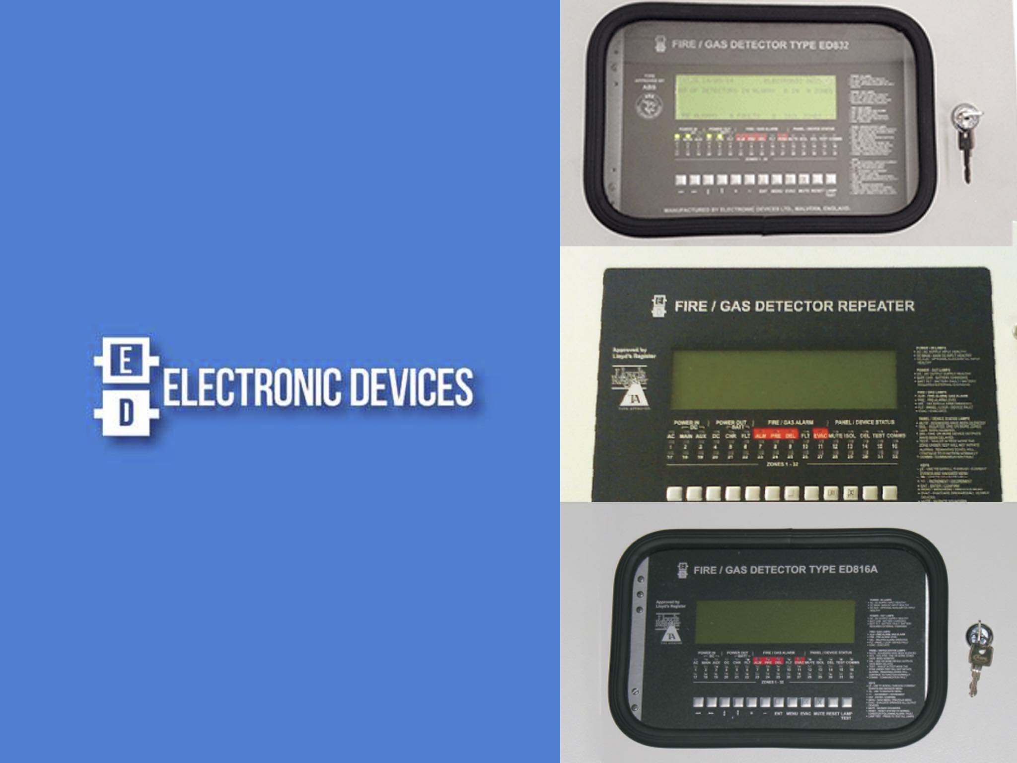Electronic Devices Limited